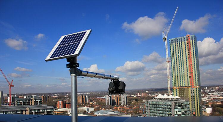 Customized glass solar panel (1)
