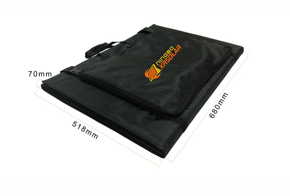 Fold solar blanket