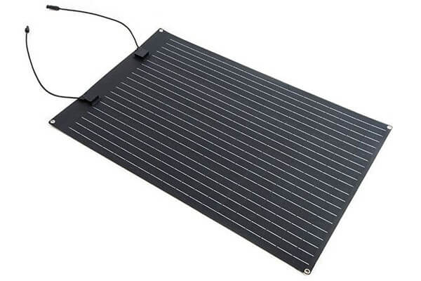 XRSOLAR 160w  Semi flexible solar panel for Marine